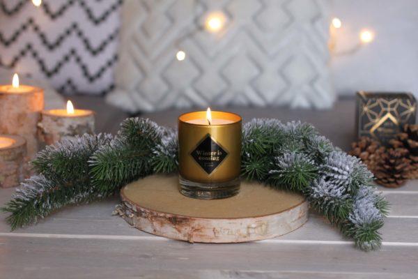 Bougie Noël